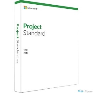 Project Standard 2019 Win Engl