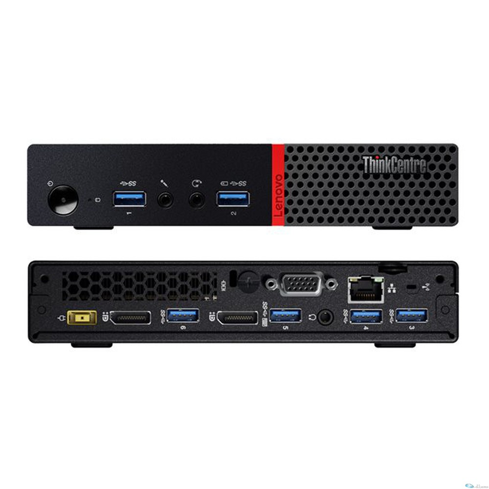 Lenovo ThinkCentre M700 10HY - Tiny desktop - 1 x Core i5 6500T / 2.5 GHz - HD Graphics 530 - GigE - WLAN : 802.11a/b/g/n/ac, Bluetooth 4.1 - 1Yr Onsite warranty