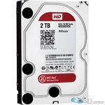 WD RED 2TB SATA 6 GB/S 64MB INTELLIPOWER 3.5  3 YEARS WARRANTY