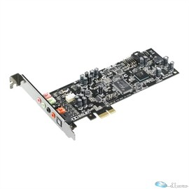 PCI Express 5.1-channel gaming audio card. Built-in headphone AMP. 3 headphone A