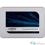 Crucial MX500 500GB SATA 2.5-inch 7mm(with 9.5mm adapter) Internal Solid State D