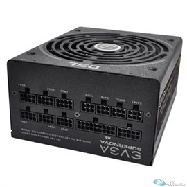 EVGA SuperNOVA G2 750W 80PLUS Gold, Fully Modular, ATX12V, Active PFC, 140mm Fan