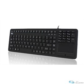 Adesso SlimTouch 270 - Antimicrobial Waterproof Touchpad Keyboard