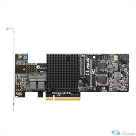 Asus Controller Card PIKE II 3108-8I/16PD 8Port SAS 12Gb/s Storage Solution Brown Box