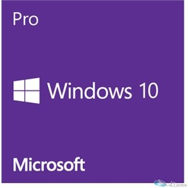FQC-08930 Microsoft Windows 10 Pro 64Bit 1-Pack English DSP OEI DVD
