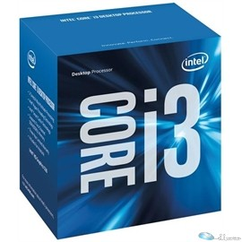 Core i3-6100 (Skylake), 3.70 GHz, LGA1151, 3MB Cache, 2 cores/4 threads, Intel H