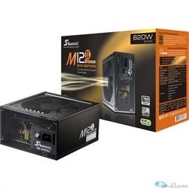 Seasonic Power Supply SS-620GM2 80PLUS Bronze M12II-620 EVO 620W ATX12V Brown Box