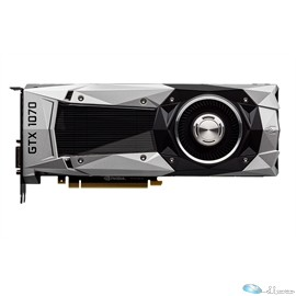 PNY GeForce GTX 1070 8GB GDDR5 PCIE X16 DVI HDMI 3 x DP,PCI-E 3.0 x16,(3x) Displ