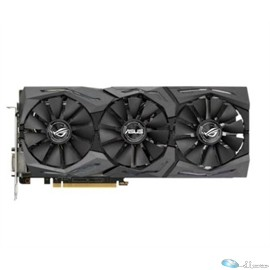 Asus Video Card STRIX-GTX1080-A8G-GAMING 8GB GDDR5X 256Bit PCI Express DL-DVI-D/HDMI/2xDisplayPort Retail