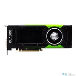 NVIDIA Quadro P6000,,24GB GDDR5X,PCIe 3,4x DP 1.4, 1x DVI-D DL, Stereo, 250 W, P