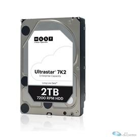 HGST Hard Drive 1W10002 2TB 3.5inch 128MB 7200RPM SATA 6Gb/s 512n Enterprise Hard Disk