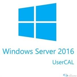 Microsoft Windows Server 2016 - License - 1 user CAL - MOLP: Open Business - Single Language