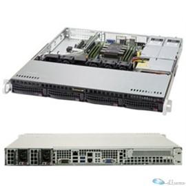 Supermicro SY SYS-5019P-MR 1U Xeon LGA3647 C621 Max.768GB 4x3.5HD SATA w RAID