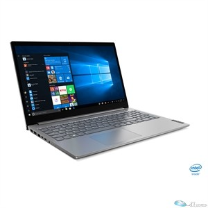 ThinkBook 15, Intel Core i5-10210U (1.60GHz, 6MB), FHD IPS Non-Touch, Windows 10 Pro 64, 8.0GB, 256GB SSD, Intel UHD Graphics, WIFI 2X2 AC+BT, 720p HD Camera, Backlit Keyboard, Integrated FPR with Power Button, 3 Cell Battery, 1 Year Depot