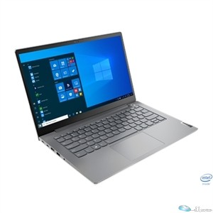 Lenovo ThinkBook 14 G2 ITL 20VD0035CA 14 Touchscreen Notebook - Full HD - 1920 x 1080 - Intel Core i7 (11th Gen) i7-1165G7 Quad-core (4 Core) 2.80 GHz - 16 GB RAM - 512 GB SSD - Mineral Gray Windows 10 Pro - Intel Iris Xe Graphics - In-plane Switching (IPS) Technology - English (US), French Keyboar
