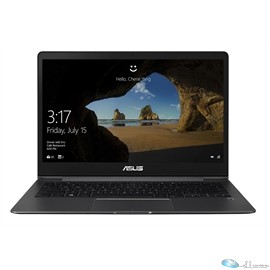 Asus Notebook UX331UA-Q52SP-CB No Touch Screen 13.3 FHD (1920*1080), matte Core i5-8250U 8GB 512GB SSD Win 10 Pro Slate Grey 802.11AC VGA Camera Bluetooth 4.2 French Bilingual, Illuminated Chiclet - 1x Headphone-out & Audio-in Combo Jack; 1x HDMI; 1x USB3.1-Type C(Gen1); 2x USB 3.0 Micro SD - 2YR I