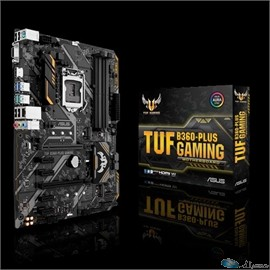 TUF B360-PLUS GAMING LGA1151 MAX 64G ATX