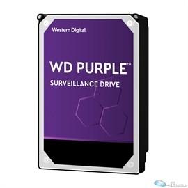 Western Digital Hard Drive WD82PURZ Purple AV 3.5 8TB 256MB SATA Bulk