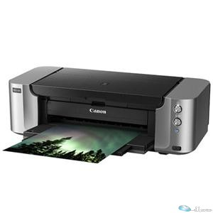 PIXMA PRO-100 - Inkjet Printer - Color - Ink-jet - 8in x 10in Image on A4 with B