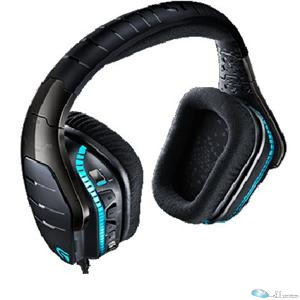 Logitech G633 Artemis Fire Performance Gaming Wired Headset