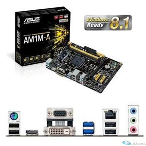 AM1M-A,m-ATX,AMD Sempron& Athlon-Series APUs,AM1,build in AM