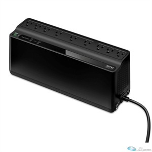 BACK-UPS 850VA, 2 USB CHARGING PORTS