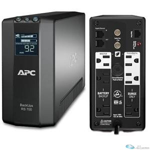 APC BACK-UPS RS LCD 700 Master Control 450Watts Input 120V Output 12V Retail