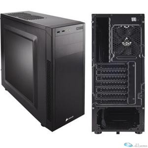 Carbide Series 100R Windowed Mid Tower Case, 2xFront USB3.0, Supports Mini-ITX/M