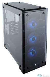 Corsair Crystal Series 570X RGB   Tempered Glass, Premium ATX Mid-Tower Case