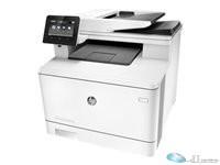 HP LaserJet Pro M477fnw Laser Multifunction Printer - Color - Plain Paper Print - Desktop - Copier/Fax/Printer/Scanner - 28 ppm Mono/28 ppm Color Print - 38400 x 600 dpi Print - Manual Duplex Print - 1 x Input Tray 250 Sheet, 1 x Automatic Document Feeder 50 Sheet, 1 x Multipurpose Tray 50 Sheet, 1