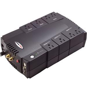 685VA/390W Compact UPS w/AVR