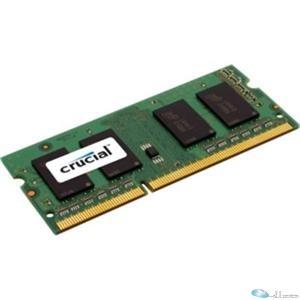 Crucial Memory 8GB DDR3 1600 SODIMM 1.35V Retail