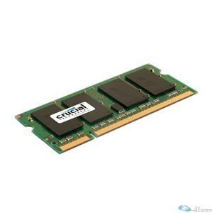 2GB, 200-pin SODIMM, DDR2 PC2-5300, NON-ECC,