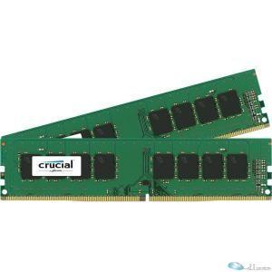 16GB Kit (8GBx2) DDR4 -2400 UDIMM 1.2V CL17