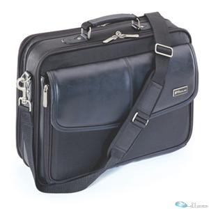 Clamshell 16 Trademark Notepac Plus Case - Blk