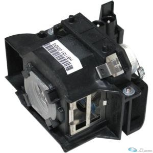 Compatible lamp for Epson Powerlite 62, 62c, 63, 76c, 82c, X3, V13H010L34