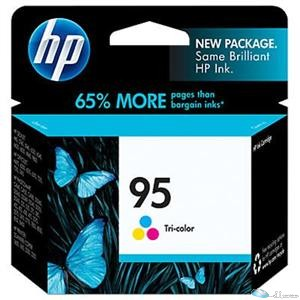 HP 95 (C8766WN) Tri-color Original Ink Cartridge