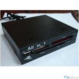 GENERIC AIO CR BLK W/FRONT USB INT BULK