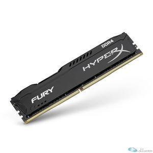 FURY Memory Black - 8GB Module - DDR4 2400MHz CL15 DIMM