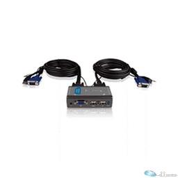 D-LINK 2 PORT USB KVM SWITCH W AUDIO
