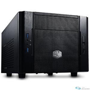 CoolerMaster Case RC-130-KKN1 ELITE 130 Mini Tower 1/0/(2) USB HD AUDIO Black No Power