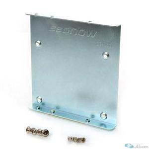 2.5 inch to 3.5 inch drive adapter bracket w/ screws