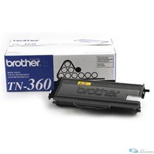 TN-360 - Toner cartridge - Black - Up to 2600 pages at 5% coverage - HL2140, HL2