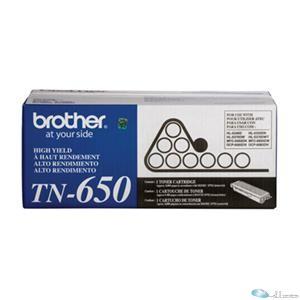 CART TONER TN650  BLK HIGH YIELD