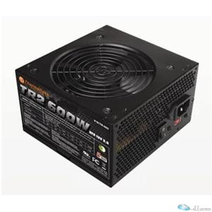 Thermaltake Power Supply TR-600CUS TR2 600W 72% Efficiency 120mm Cooling Fan