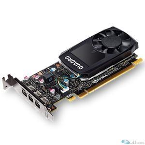 NVIDIA Quadro  P400 - PCI Express 3.0 x16 - 2 GB - GDDR5 SDRAM