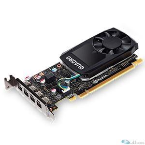 NVIDIA Quadro  P600 - PCI Express 3.0 x16 - 2 GB - GDDR5 SDRAM