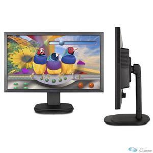 22in(21.5in VIS) Full HD Ergonomic multimedia LED monitor, 1920x1080, 250 nits,