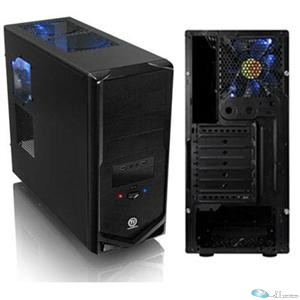 V4 BLACK EDITION GAMING CHASSIS W/ FAN