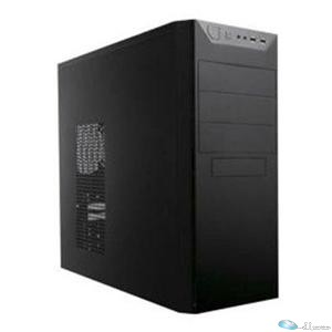 Antec Case VSK4000E-U3 ATX Mid Tower 3/1/(2) Bay USB3.0 HD Audio No Power Supply Black